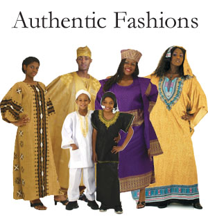 Authentic Fashions